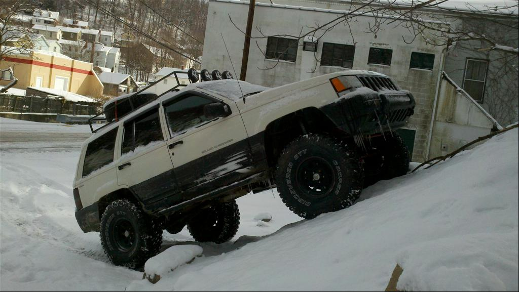 1997 Jeep Grand Cherokee Laredo Lifted. This is my 1997 Jeep Grand