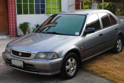 ismax 1997 Honda City