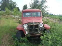 Ugly52Willy 1952 Willys Wagon