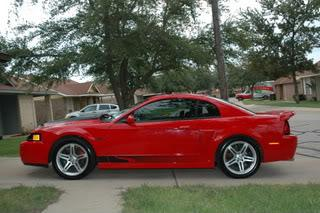 Brantm21 2003 Ford Mustang