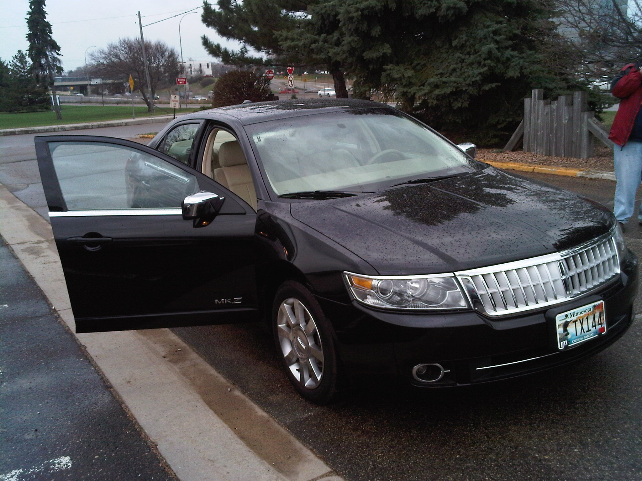 Another 755293 2007 Lincoln MKZ post... - 14939036