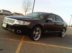 755293 2007 Lincoln MKZ