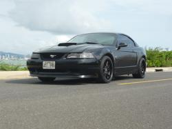 SaleenDrivas 2001 Ford Mustang