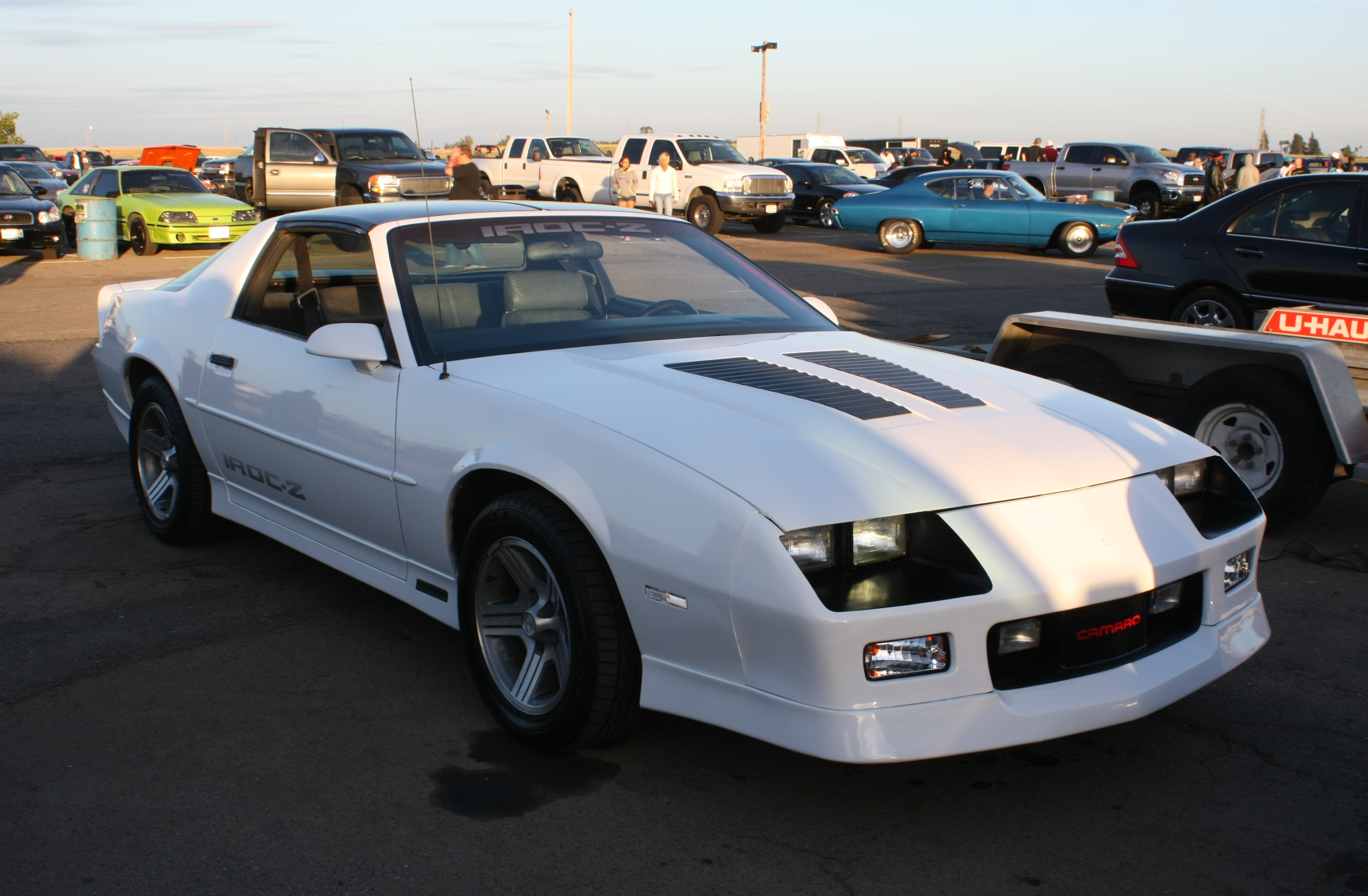 Another ares98avenger 1988 Chevrolet Camaro post... - 14939734