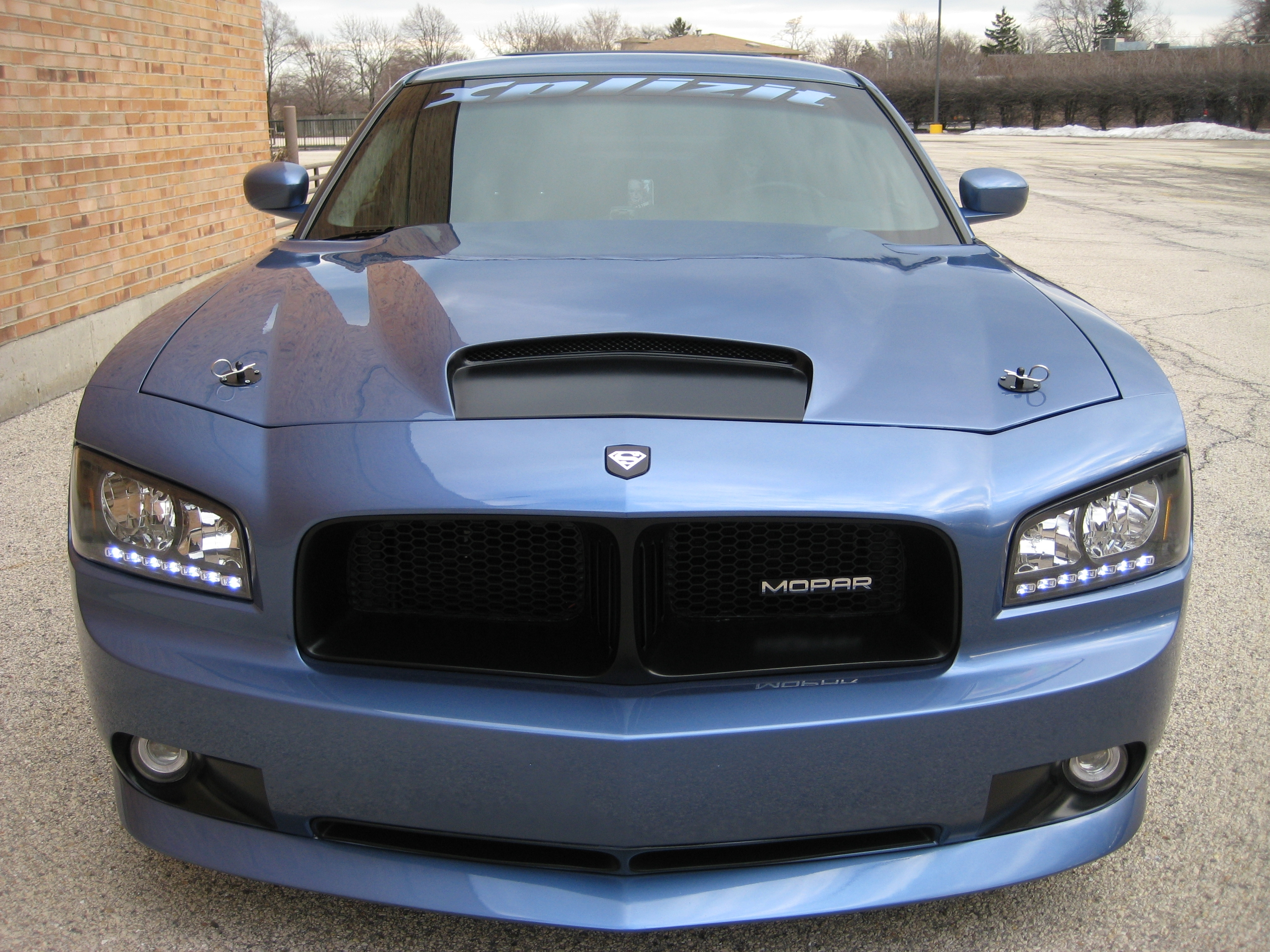Fidostudio 2007 Dodge Charger 15614642
