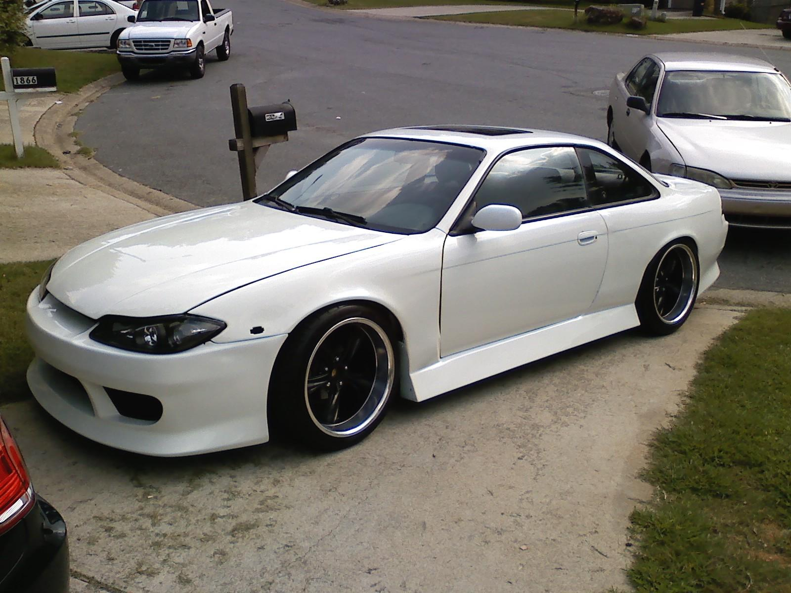 veilside240 1995 Nissan 240SXSE Coupe 2D Specs s Modification