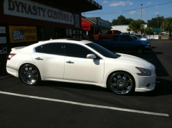 dOpe_niQqas 2009 Nissan Maxima