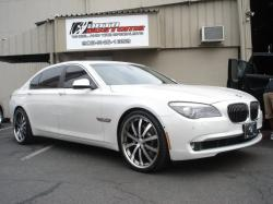AUTOCUSTOMS808 2010 BMW 7 Series
