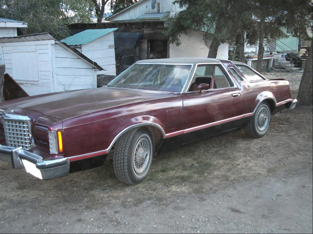 Dustin's 1977 Ford Thunderbird