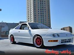 1997 Acura Integra on Donald52 S 1997 Acura Integra Gs Sport Coupe 2d In