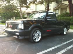Quinnster 1991 GMC Syclone