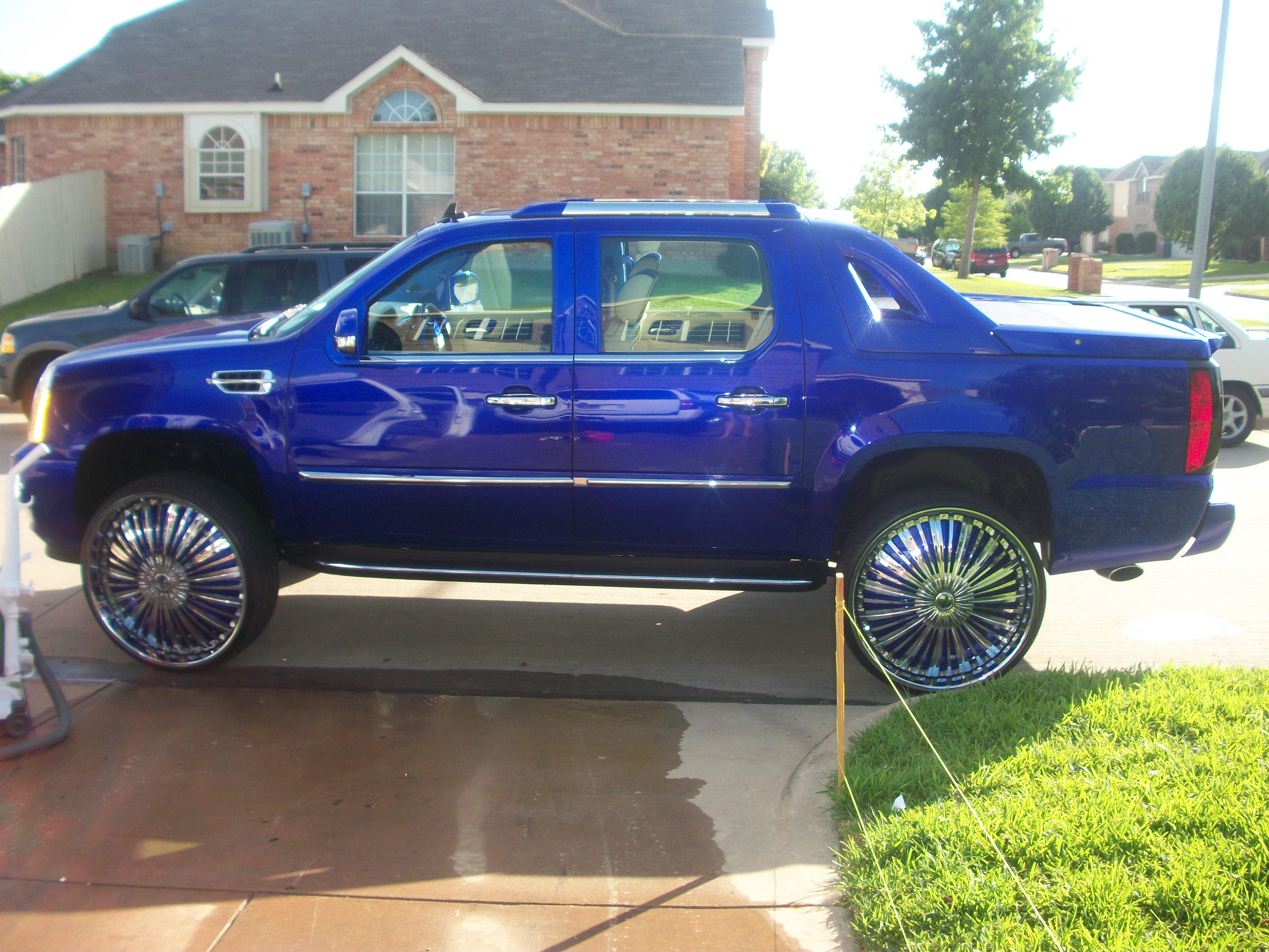 photo escalade ride cadillac original extsport bryanbb truck gallery ext s pickup utility
