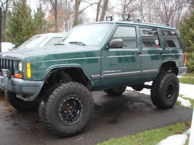 Another neoncarclub 2000 Jeep Cherokee post... - 14942432