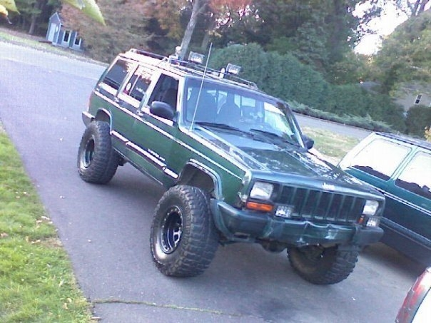 Another neoncarclub 2000 Jeep Cherokee post... - 14942433