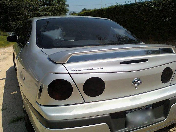 Another Carbie 2001 Chevrolet Impala post... - 14941748