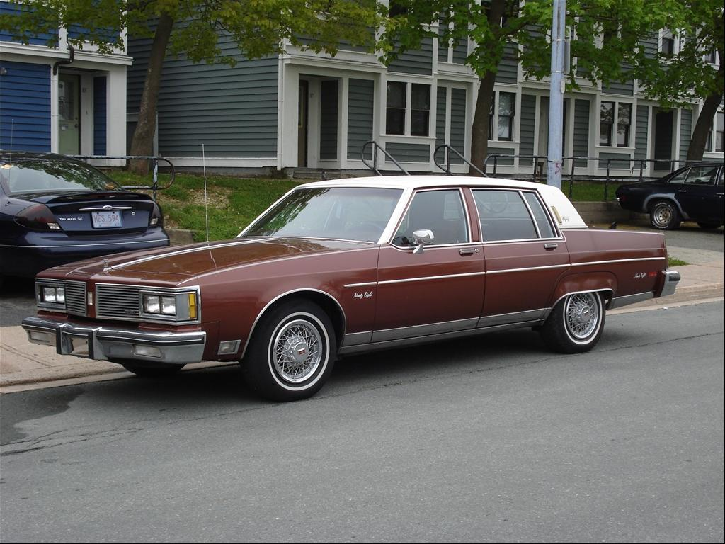 Another shanesquires 1982 Oldsmobile Regency post... - 14942887