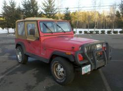 GoneCountry1970s 1991 Jeep Wrangler