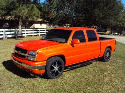 options13s 2005 Chevrolet Silverado 1500 Crew Cab