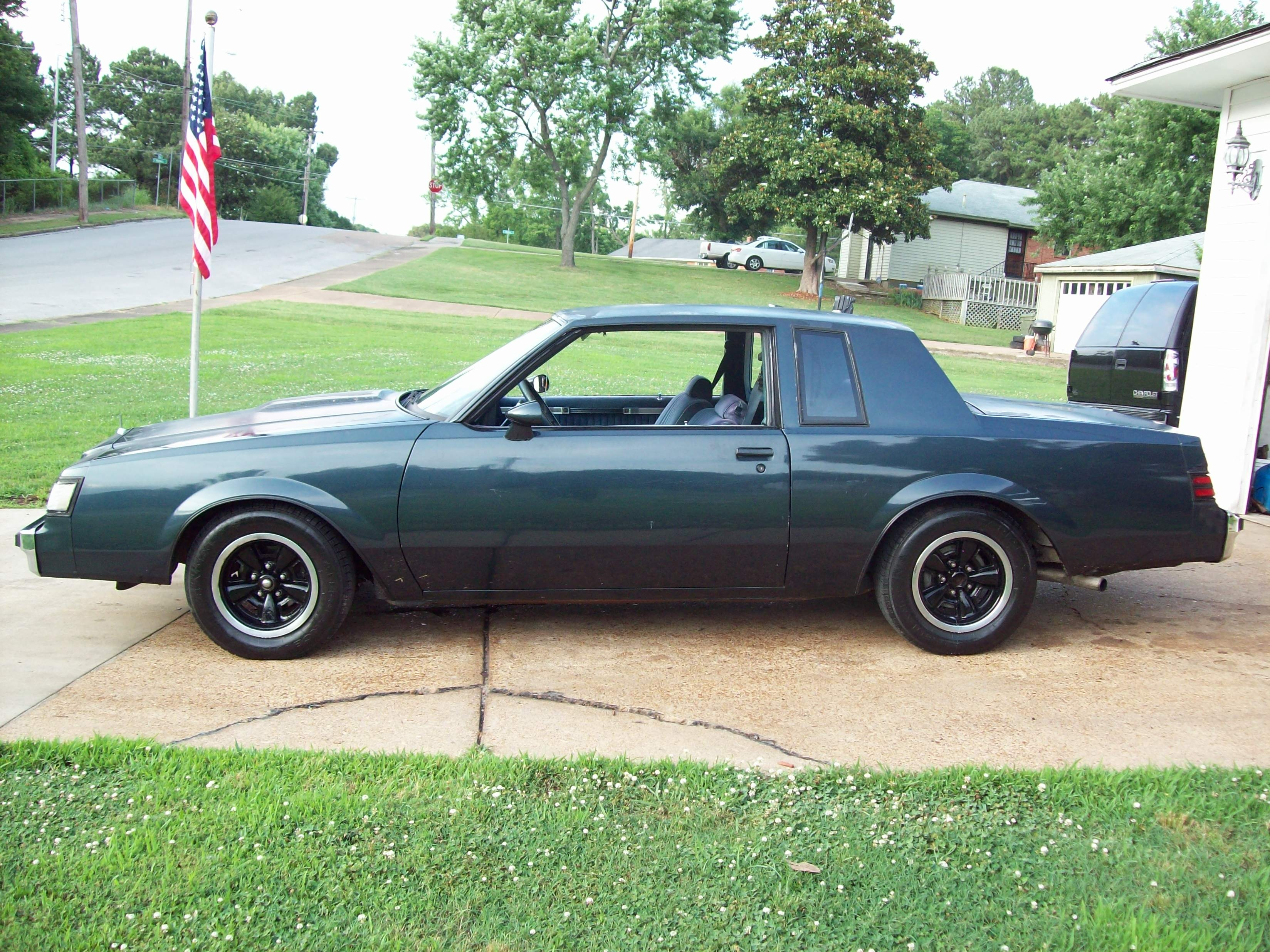 85typet 1985 buick regal specs photos modification info. Black Bedroom Furniture Sets. Home Design Ideas