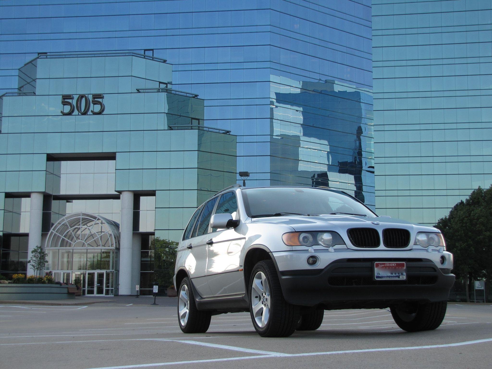 Another SaphyreKry 2001 BMW X5 post... - 14944677