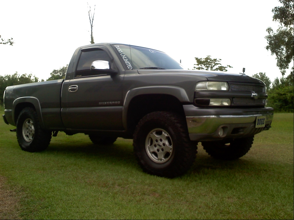 Famous 97 Chevy Z71