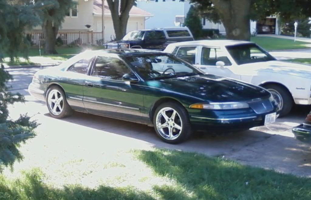 Another lilchawler 1994 Lincoln Mark VIII post... - 14945302