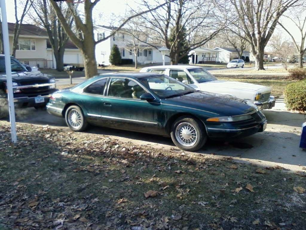 Another lilchawler 1994 Lincoln Mark VIII post... - 14945303