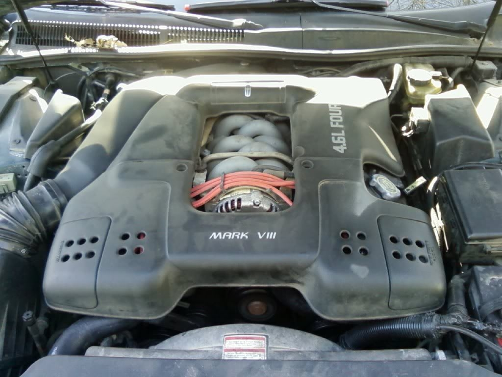 Another lilchawler 1994 Lincoln Mark VIII post... - 14945304