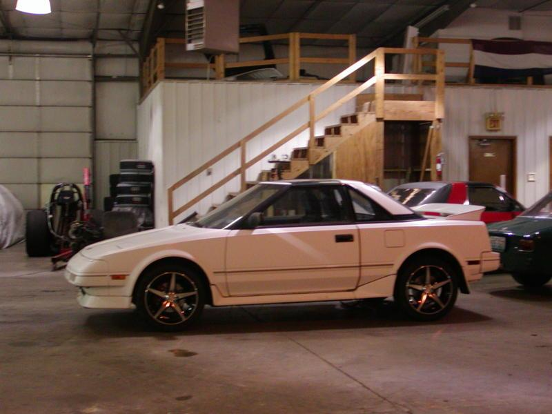 dragraceman21's 1987 Toyota MR2