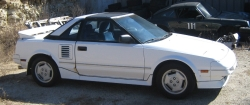 dragraceman21s 1987 Toyota MR2