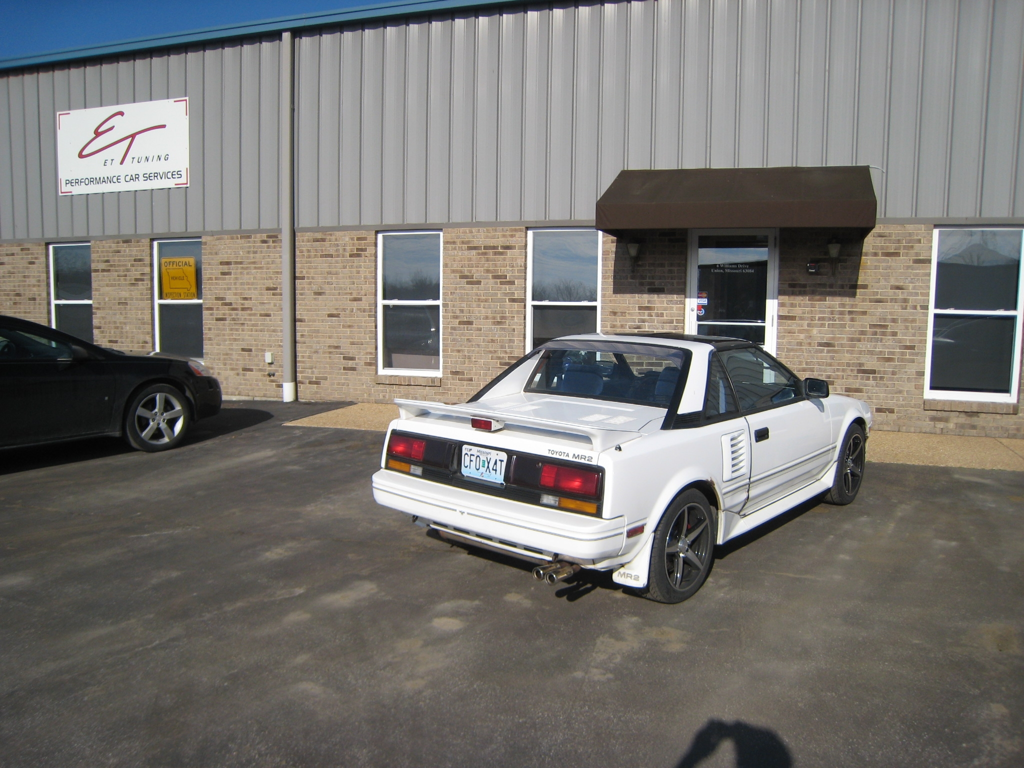 dragraceman21 1987 Toyota MR2 14945380