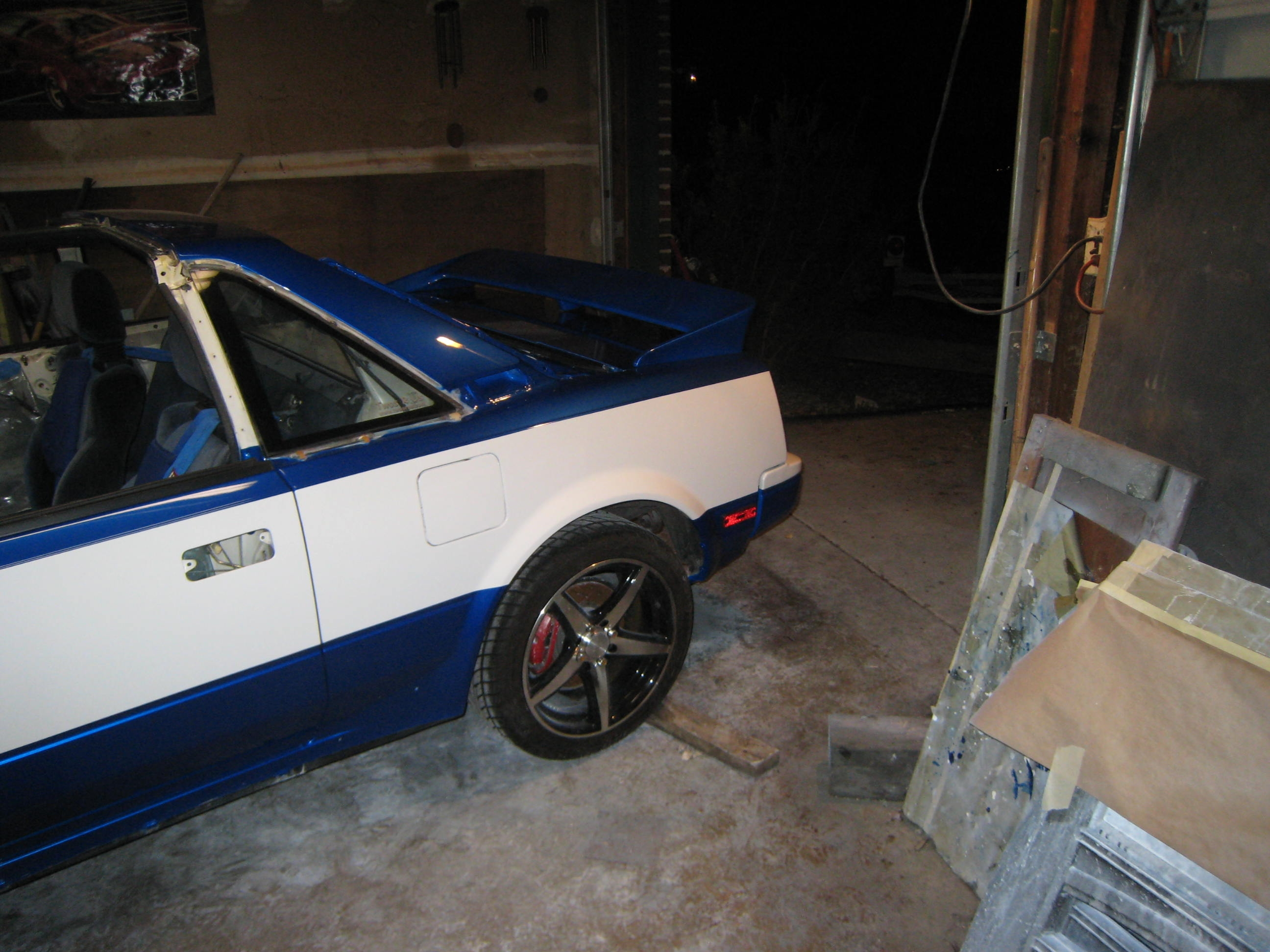 Another dragraceman21 1987 Toyota MR2 post... - 15652485