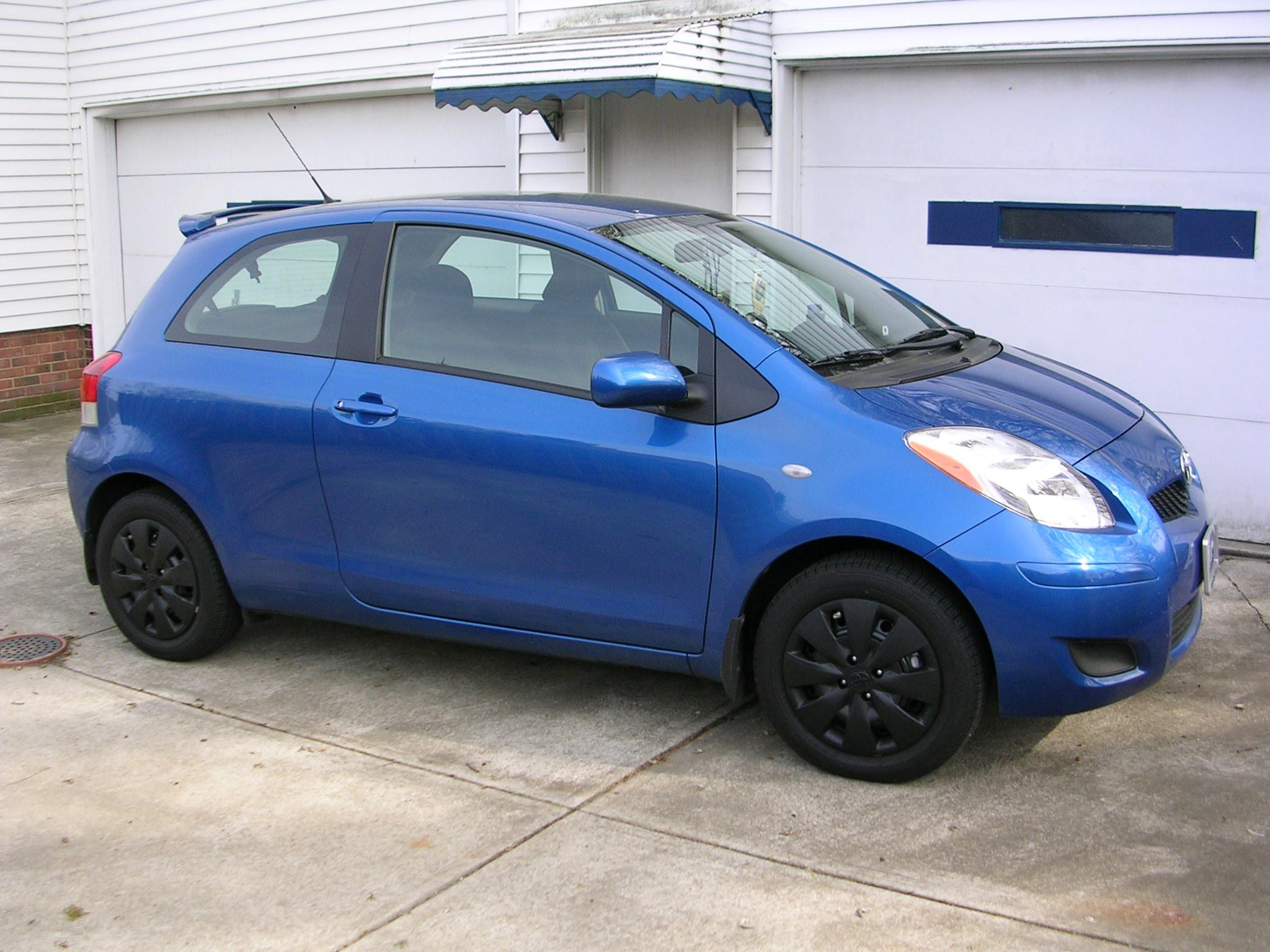 Another Crossbones11 2010 Toyota Yaris post... - 14943789