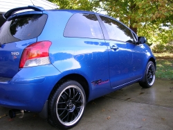 Crossbones11s 2010 Toyota Yaris