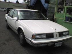 THIZZ0RDIE 1987 Oldsmobile Delta 88