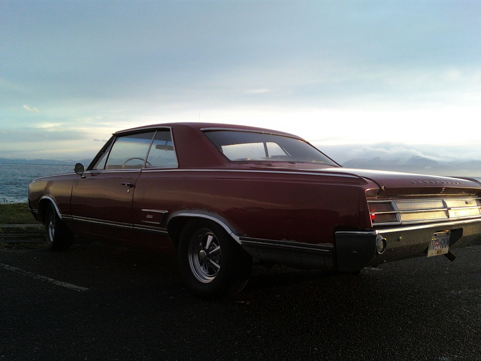 Another jacky_bubbles 1965 Oldsmobile 442 post... - 14946692