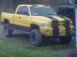 8secride 2000 Dodge Ram 1500 Quad Cab
