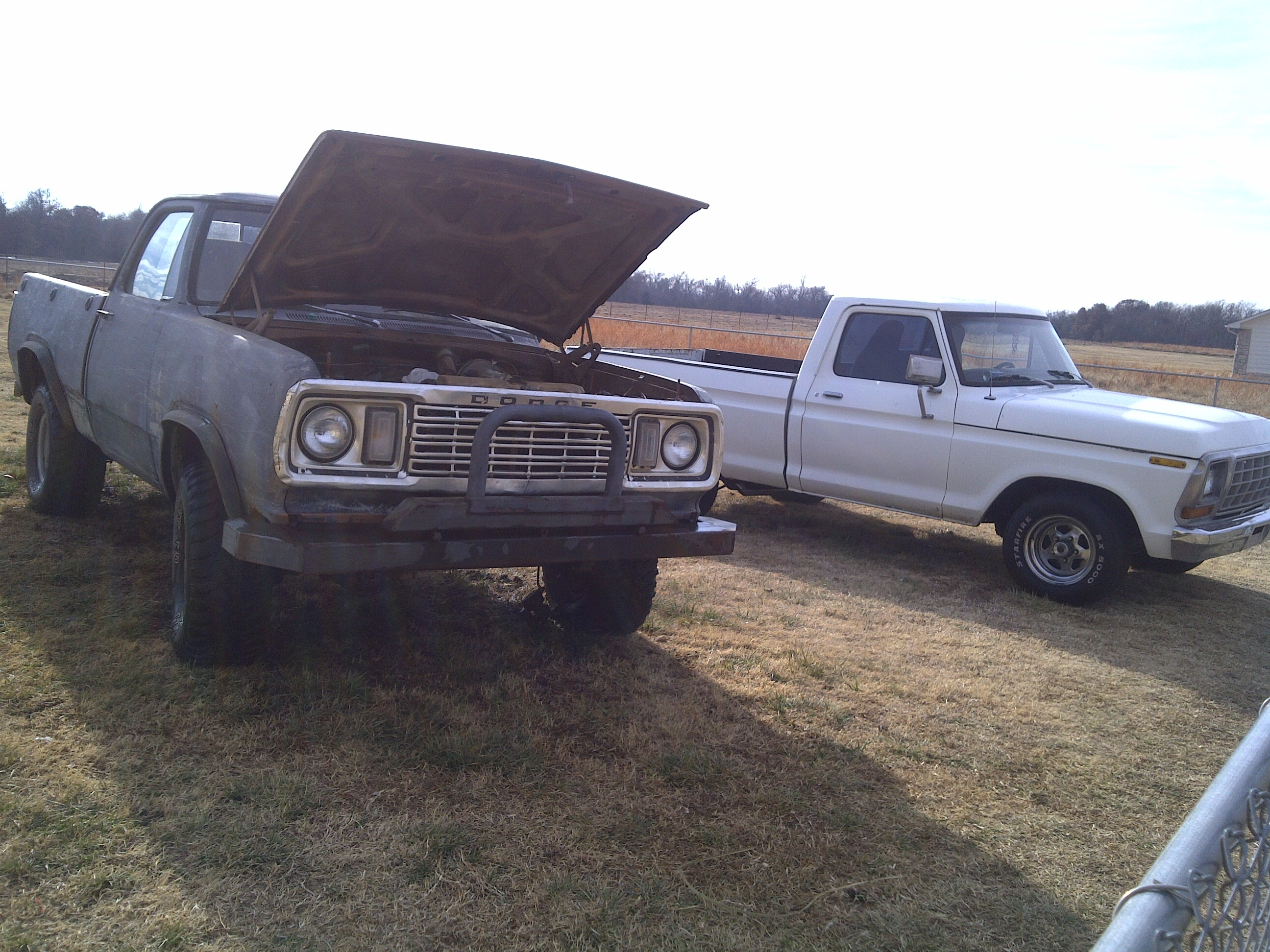 Another countryboy_657 1977 Dodge Power Wagon post... - 14946487