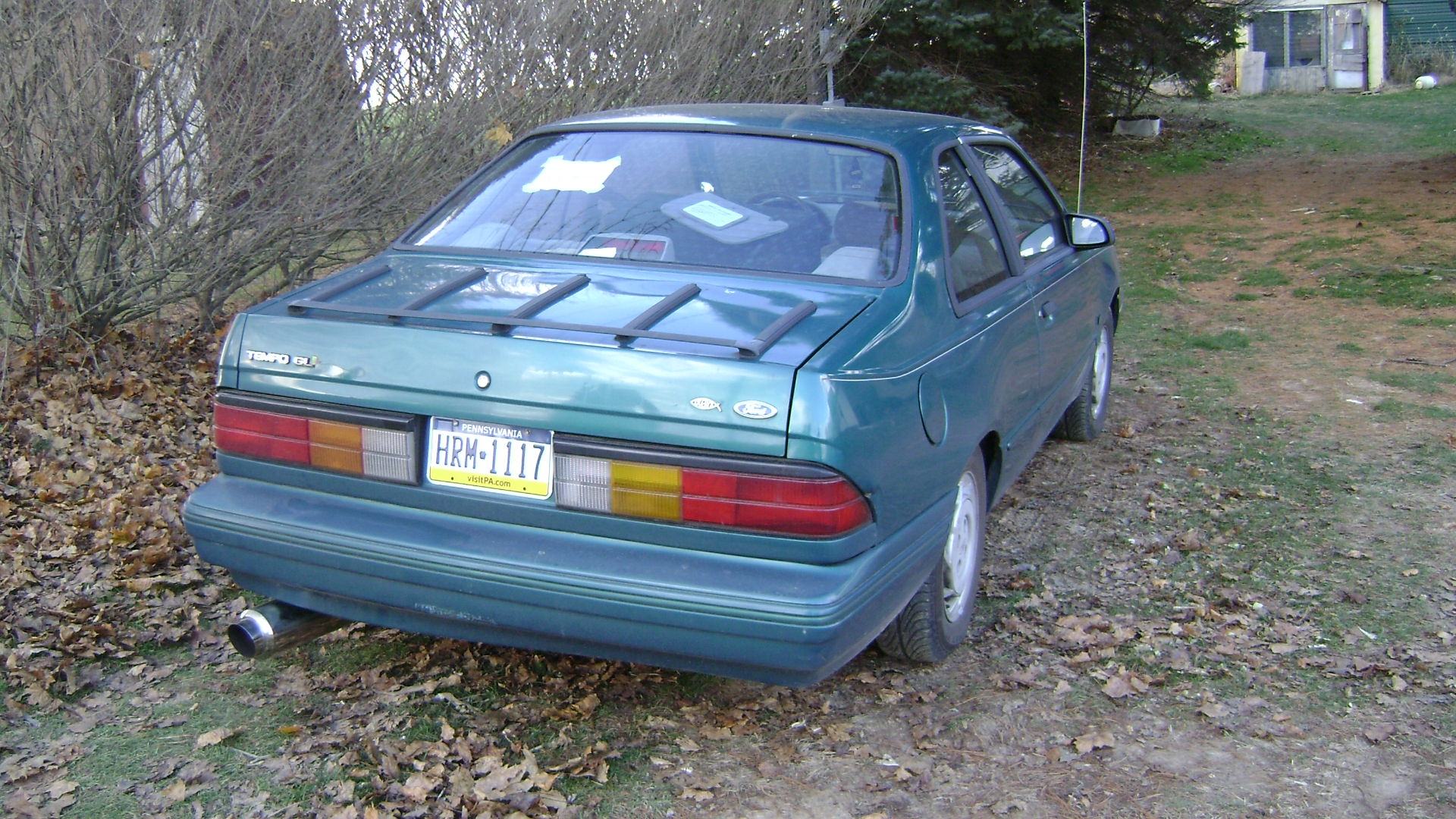 Another Z3CHYD 1993 Ford Tempo post... - 14948448