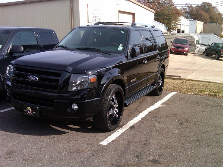 2008 Ford Expedition Custom Accessories The Official Site