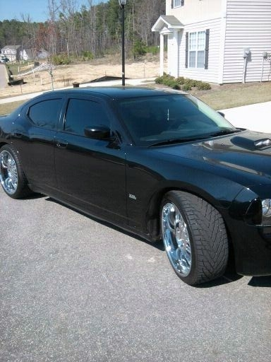 jstplayinit86 2009 Dodge Charger 14949950