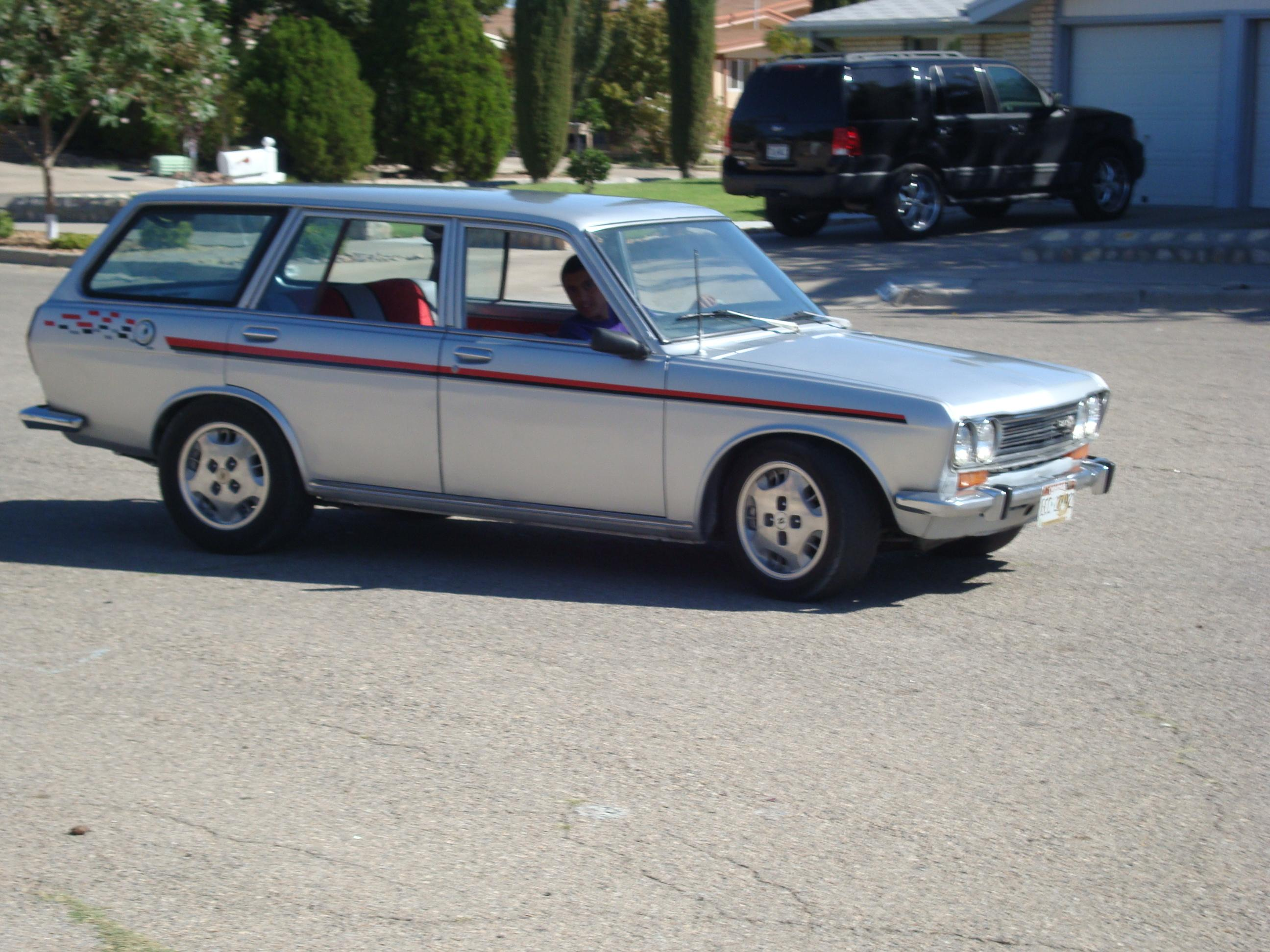 Another leonzuu 1972 Datsun 1600 post... - 14950451