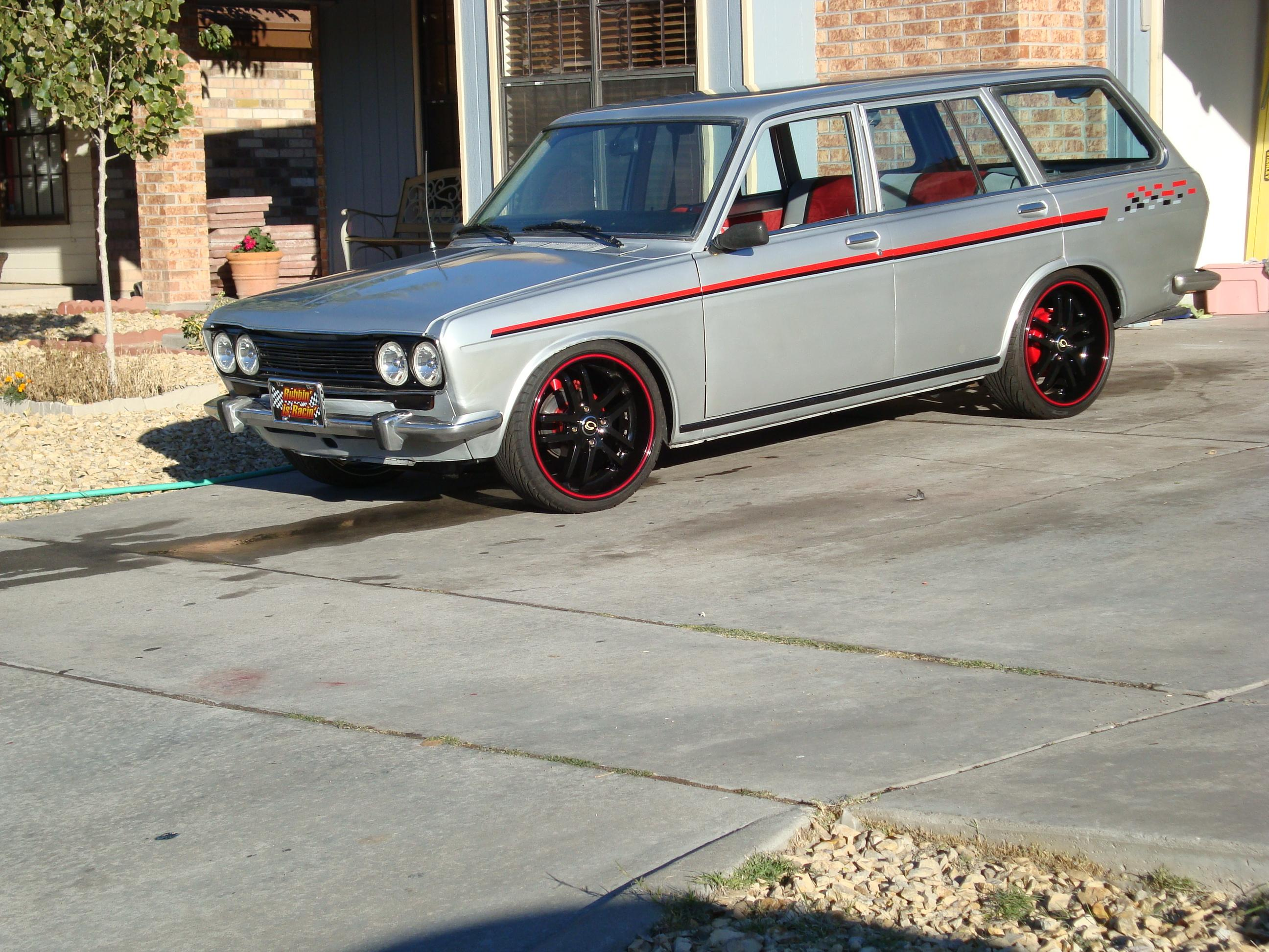 Another leonzuu 1972 Datsun 1600 post... - 14950455