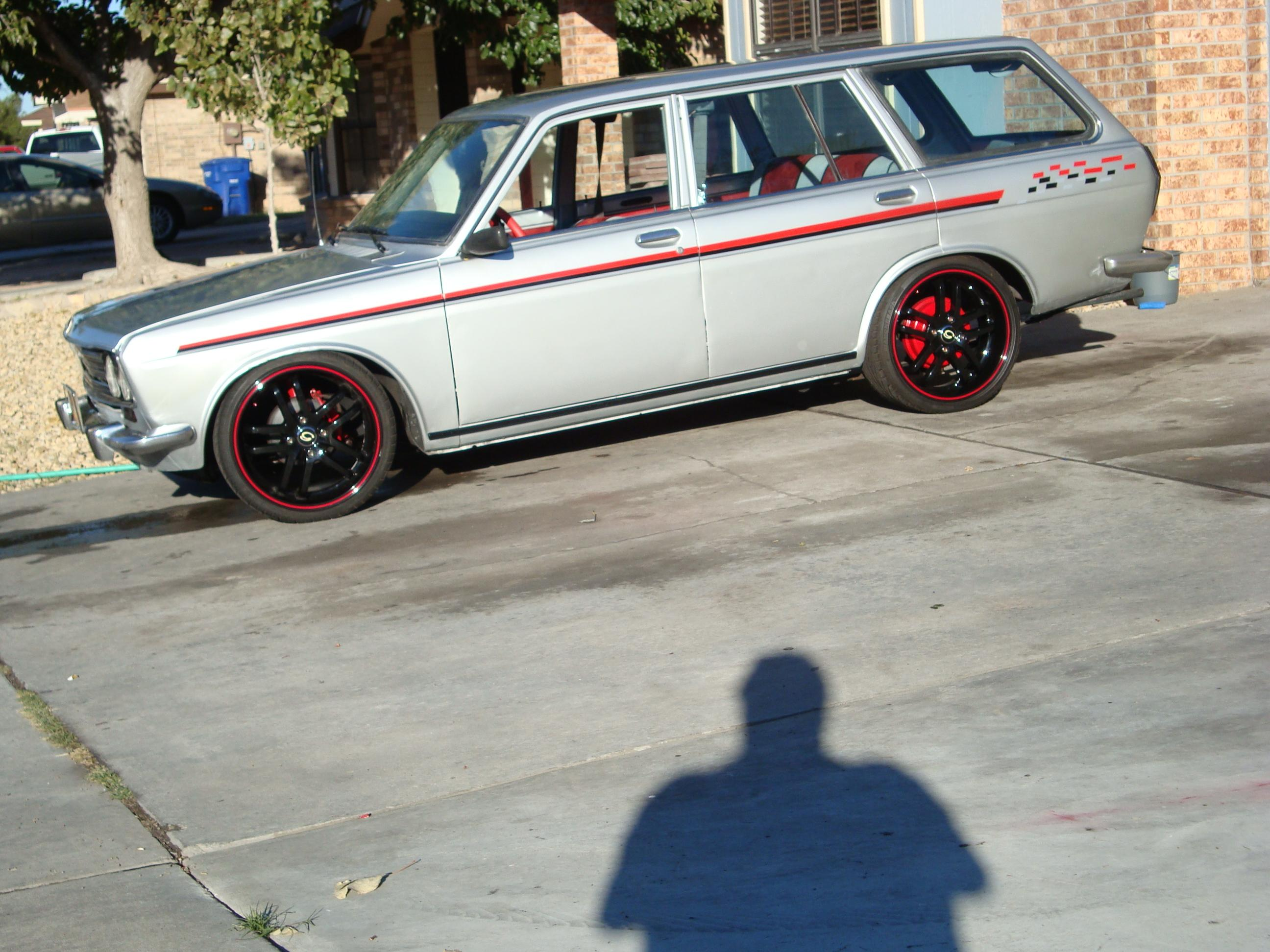 Another leonzuu 1972 Datsun 1600 post... - 14950457