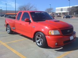 Mlord0745 1999 Ford Roush F-150