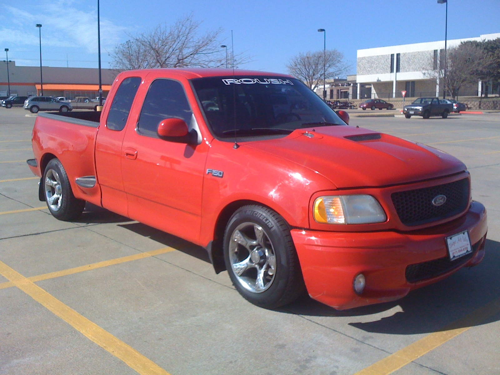 mlord0745 1999 ford roush f 150 specs photos modification info at cardomain. Black Bedroom Furniture Sets. Home Design Ideas