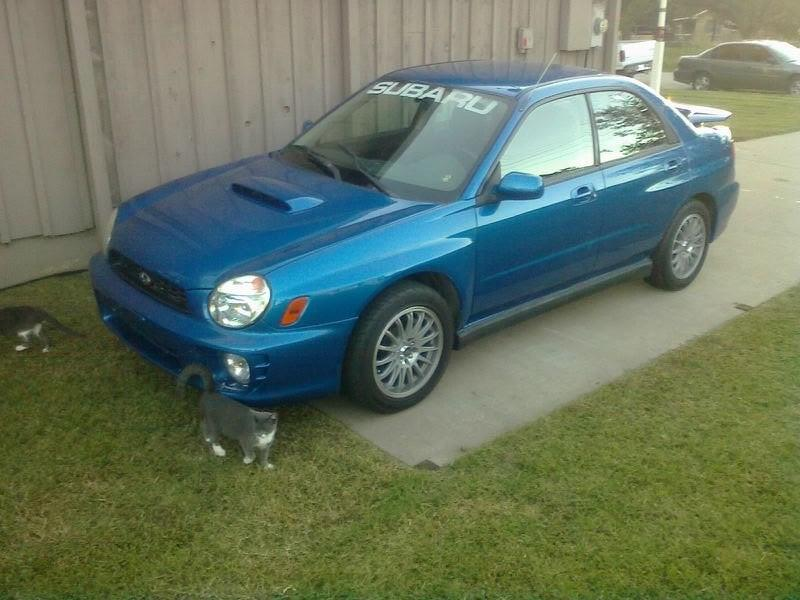 Another Mlord0745 2003 Subaru Impreza post... - 14950721