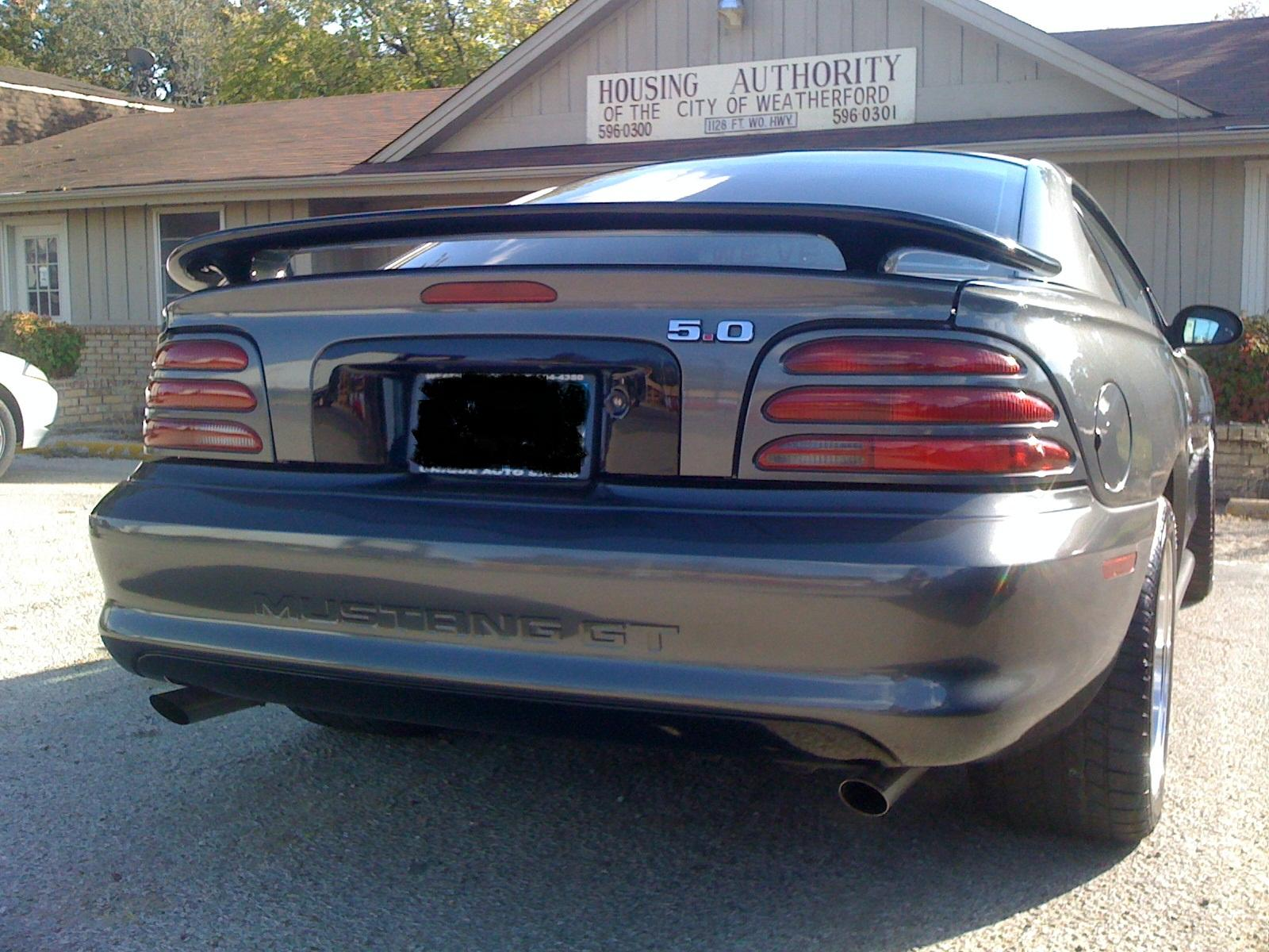 Mlord0745 1995 Ford Mustang