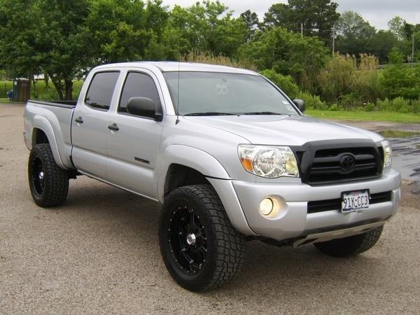 Dwgill11 2006 Toyota Tacoma Double Cabpickup 4d 6 Ft Specs Photos Modification Info At Cardomain