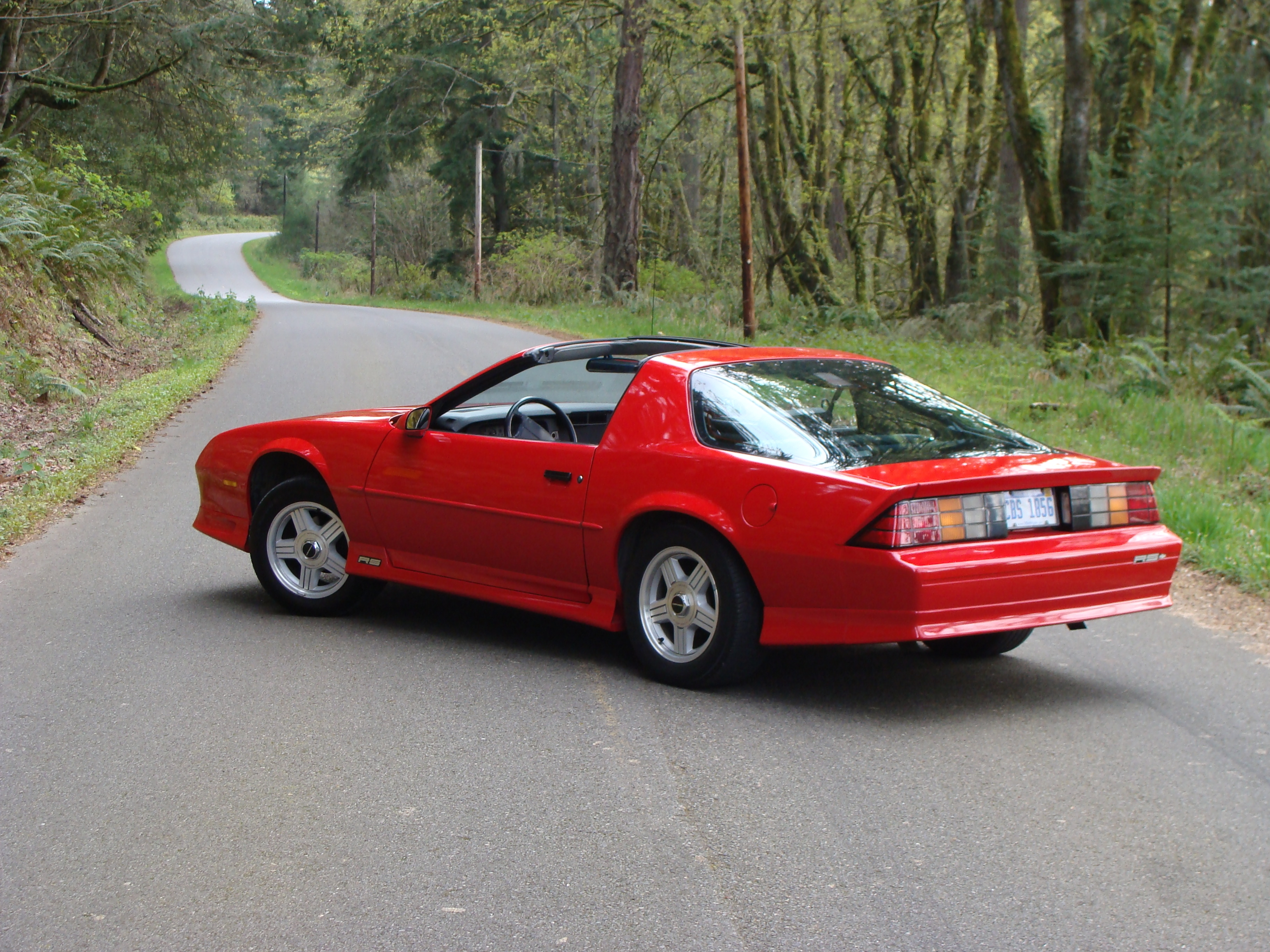 25thann rs 39 s 1992 chevrolet camaro rs coupe 2d in fairbanks ak. Black Bedroom Furniture Sets. Home Design Ideas